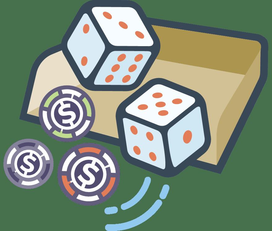 Hrajte Kostky Online -Top 20 nejvýše platící New Casinos 2021
